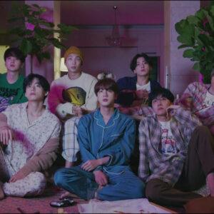 BTS revela el primer teaser de su sencillo «LIFE GOES ON»