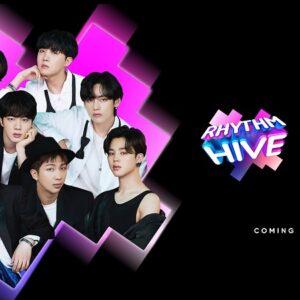 """""""Rhythm Hive"""" el nuevo juego de BTS, TXT y ENHYPEN"""