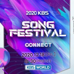 Todo lo que necesitas saber sobre KBS Song Festival 2020