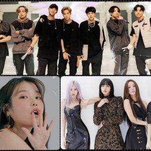 Gaon Chart Music Award 2021: Presentadores y Ganadores