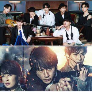 """BTS y Back Number en colaboración para el OST """"Film Out"""""""