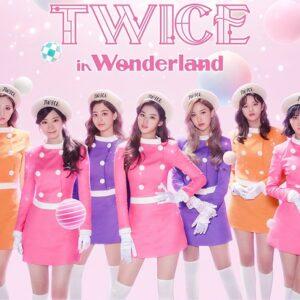 'TWICE in Wonderland' concierto online en Japonés