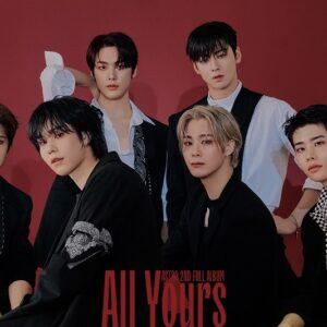 ¡ASTRO revela ''ALL YOURS''! Su segundo álbum de estudio