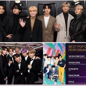 ¡Es oficial! BTS será parte de la Line Up de los GRAMMYs 2021