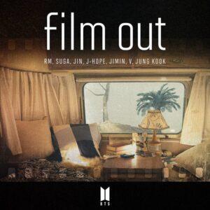 BTS – Film Out Letra (Español, Japonés y Romanización)