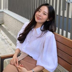 Jung Jiwoo firma contrato con el equipo de CUBE Entertainment