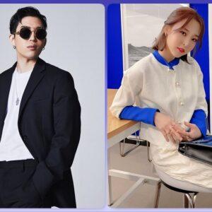Moonbyul (de MAMAMOO) y BumKey en colaboración para el remake de la canción ''The Lady''