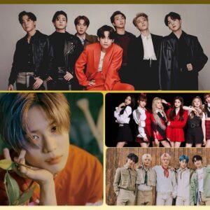 Mayo 2021: Comebacks y/o Debuts de Kpop
