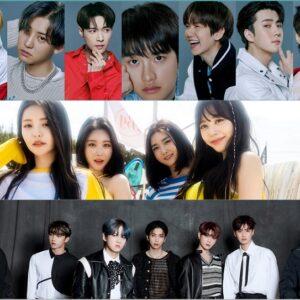Junio 2021: Comebacks y/o Debuts de Kpop