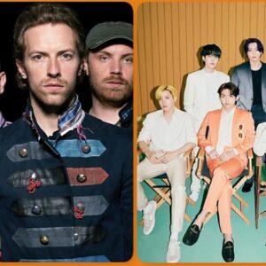 Chris Martin de Coldplay habla sobre su amor y respeto hacia BTS