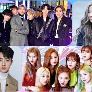 Julio 2021: Comebacks y/o Debuts de Kpop